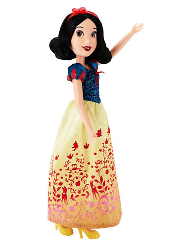 Disney Royal Shimmer Snow White Doll-MULTI-One Size