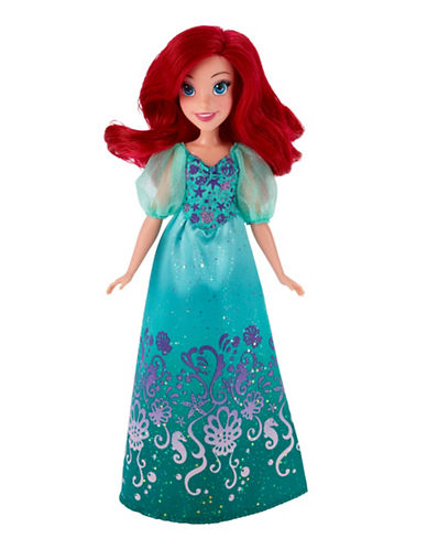 Disney Royal Shimmer Ariel Doll-MULTI-One Size