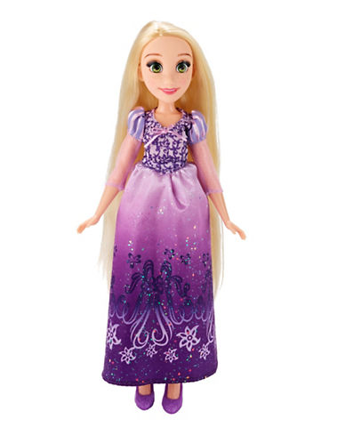 Disney Royal Shimmer Rapunzel Doll-MULTI-One Size