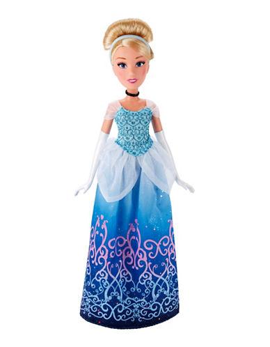 Disney Royal Shimmer Cinderella Doll-MULTI-One Size