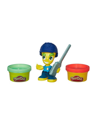 Play-Doh Town Police Boy-MULTI-One Size