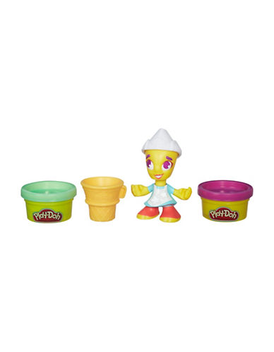 Play-Doh Town Ice Cream Figure-MULTI-One Size