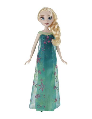 Frozen Classic Frozen Fever Fashion Elsa Doll-MULTI-One Size