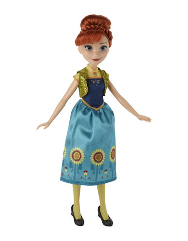 Frozen Classic Frozen Fever Fashion Anna Doll-MULTI-One Size