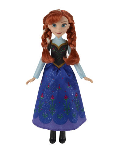 Frozen Classic Fashion Anna Doll-MULTI-One Size