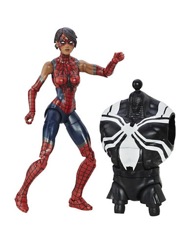 Marvel Spider-Girl Six-Inch Legend Figure-MULTI-One Size