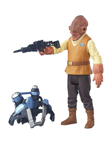 Star Wars The Force Awakens Hero Series Admiral Ackbar Figure-MULTI-One Size 88679675_MULTI_One Size