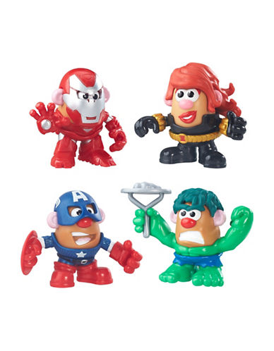 Playskool Mr. Potato Head Marvel Super Rally Pack-MULTI-One Size