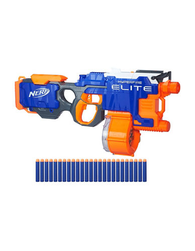 Nerf N-Strike Elite HyperFire Blaster-MULTI-One Size