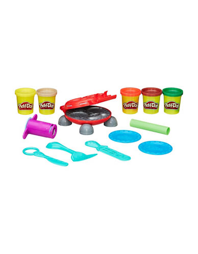Play-Doh Play-Doh Burger Barbecue Set-MULTI-One Size