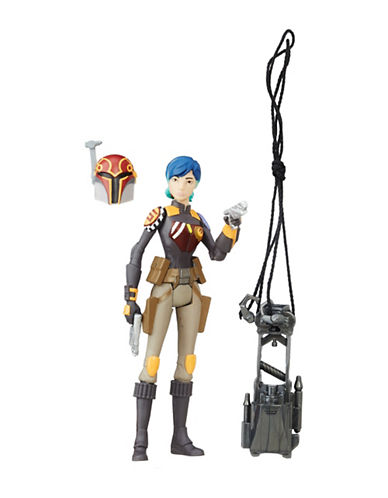 Star Wars Sabine Wren Figure-MULTI-One Size