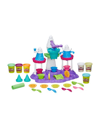 Play-Doh Play-Doh Ice Cream Castle-MULTI-One Size
