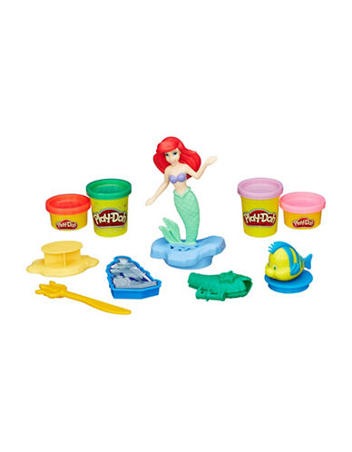 Play-Doh Ariel and Undersea Friends-MULTI-One Size
