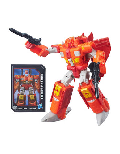 Transformers Generations Titans Return Autobot Infinitus and Sentinel Prime-MULTI-One Size 88675191_MULTI_One Size