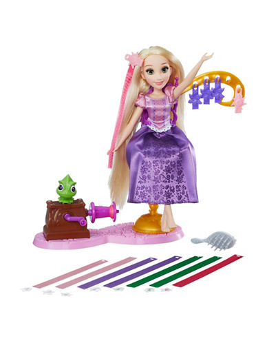 Disney Princess Rapunzel Royal Ribbon Salon-MULTI-One Size