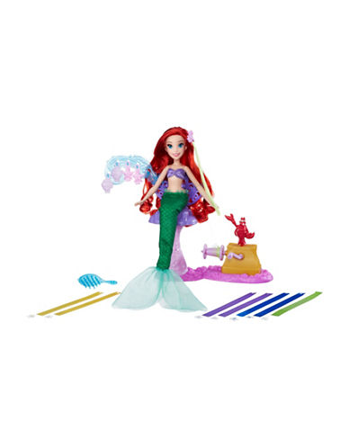 Disney Princess Ariel Royal Ribbon Salon-MULTI-One Size