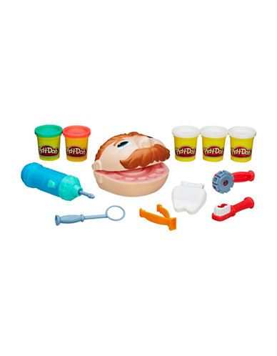 Play-Doh Play-Doh Doctor Drill n Fill Set-MULTI-One Size