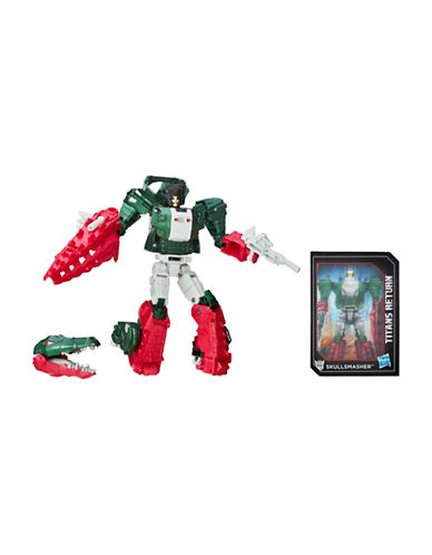 Transformers Generations Titans Return Titan Master Grax and Skullsmasher-MULTI-One Size 88675186_MULTI_One Size