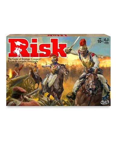 Hasbro Risk Board Game-MULTI-One Size
