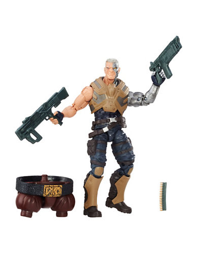 Marvel 6-Inch Legends Series Cable Figure-ASSORTED-One Size