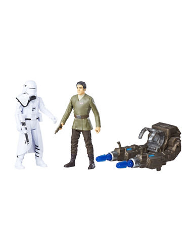 Star Wars Deluxe Figure Two Pack Poe Dameron and First Order Snowtrooper-MULTI-One Size 88676804_MULTI_One Size