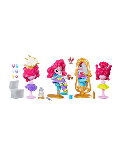 My Little Pony My Little Pony Equestria Girls Minis Pinkie Pie Switch-a-Do Salon Set-MULTI-One Size