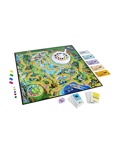 Hasbro The Game of Life - English Version-MULTI-One Size