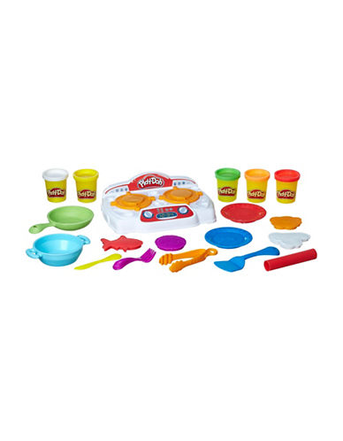 Play-Doh Kitchen Creations Sizzlin Stovetop-MULTI-One Size
