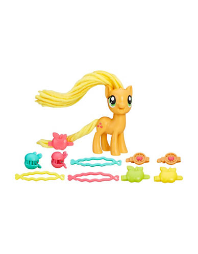 My Little Pony Applejack Pony Figurine Set-MULTI-One Size