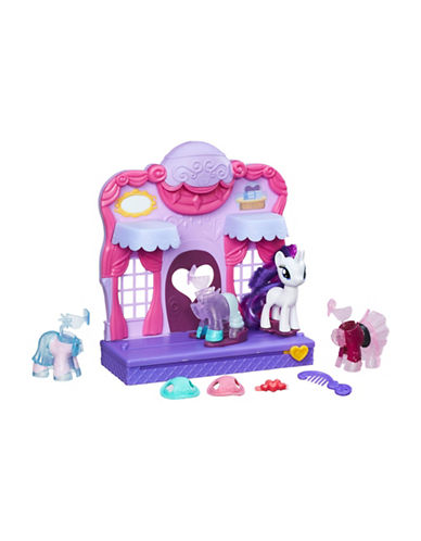 My Little Pony Friendship is Magic Rarity Fashion Runway Playset-MULTI-One Size