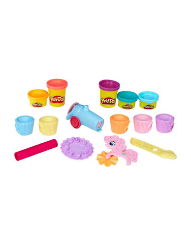 Play-Doh My Little Pony Pinkie Pie Cupcake Party Set-MULTI-One Size