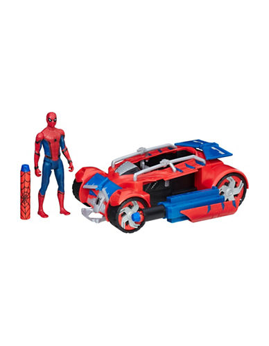 Marvel Homecoming Eye FX Electronic Spider-Man and Vehicle Set-MULTI-One Size