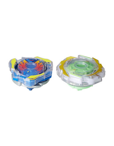 Beyblade Burst Dual Pack Valtryek and Unicrest-MULTI-One Size