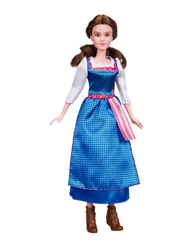 Disney Beauty and the Beast Village Dress Belle-MULTI-One Size