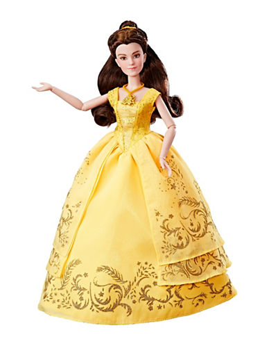 Disney Beauty and the Beast Enchanting Ball Gown Belle-MULTI-One Size