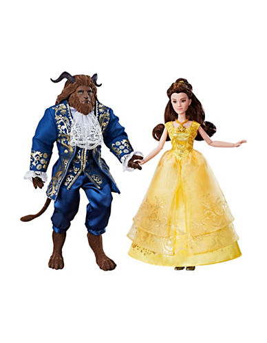 Disney Beauty and the Beast Grand Romance-MULTI-One Size