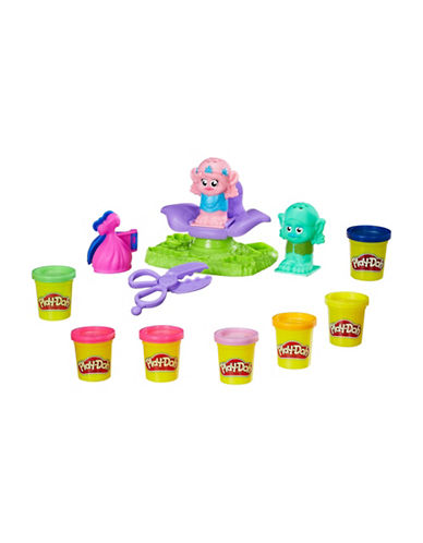 Play-Doh DreamWorks Trolls Press 'n Style Salon-MULTI-One Size 88920083_MULTI_One Size