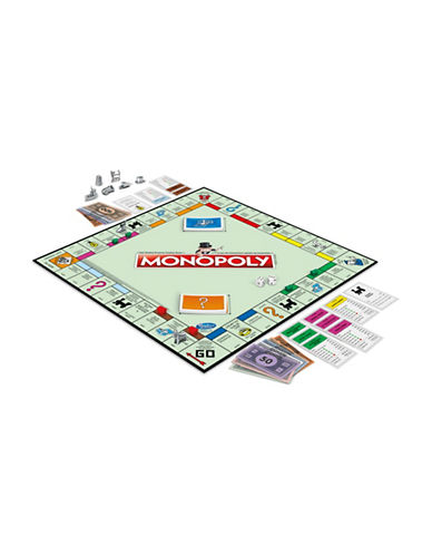 Hasbro Monopoly Token Madness Game-MULTI-One Size