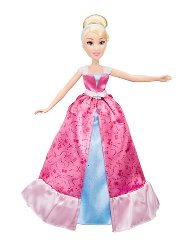 Disney Princess Fashion Reveal Cinderella-MULTI-One Size