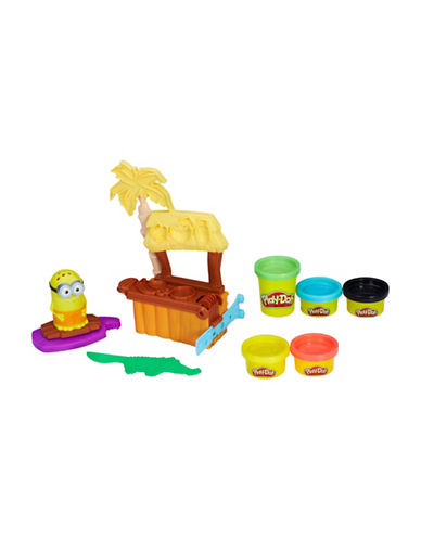 Play-Doh Minions Paradise Set-MULTI-One Size