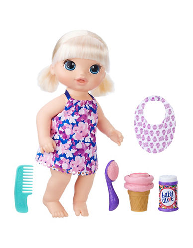 Baby Alive BA Magical Scoops Baby - Blonde-MULTI-One Size