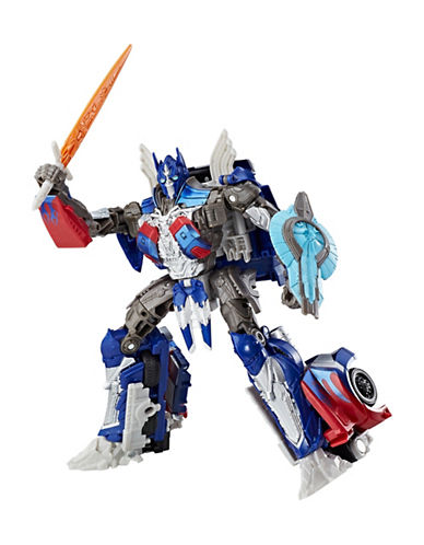Transformers The Last Knight Premier Edition Voyager Class Optimus Prime-MULTI-One Size