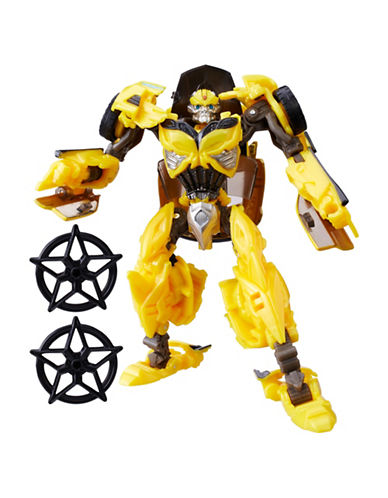 Transformers The Last Knight Premier Edition Deluxe Bumblebee-MULTI-One Size