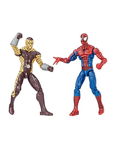 Marvel Marvel Legends Spider-Man and Marvel s Shocker 2-Pack-MULTI-One Size 88925342_MULTI_One Size