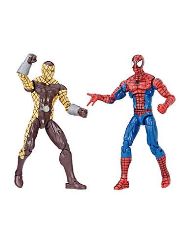 Marvel Marvel Legends Spider-Man and Marvel s Shocker 2-Pack-MULTI-One Size
