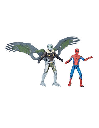 Marvel Two-Piece Spider-Man and Vulture Set-MULTI-One Size