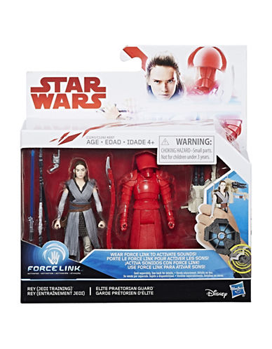 Star Wars Two-Pack Star Wars Rey and Elite Praetorian Guard Set-MULTI-One Size
