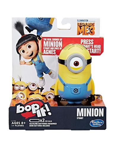 Hasbro Bop It Game: Minion Stuart Edition-MULTI-One Size