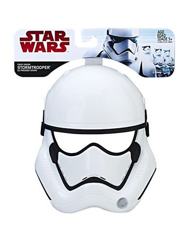Star Wars Star Wars The Last Jedi First Order Stormtrooper Mask-MULTI-One Size 89382815_MULTI_One Size