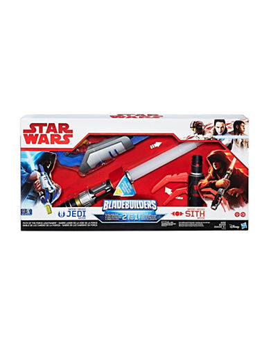 Star Wars Star Wars Bladebuilders Path of the Force Lightsaber-MULTI-One Size